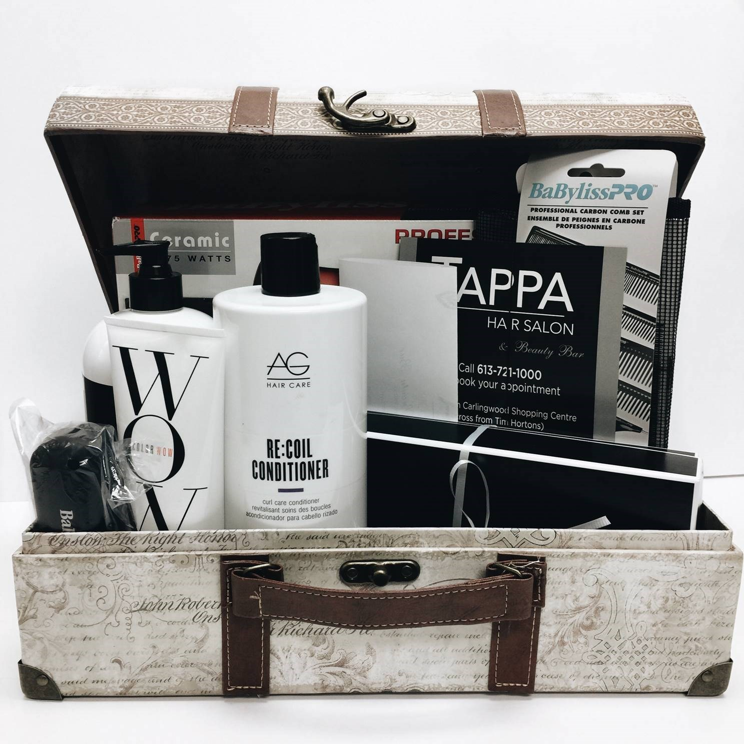 Black Friday Basket Give Away - And the winner is....